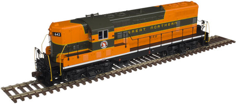 Atlas 10002931 HO Great Northern GP-7 Diesel Locomotive DCC/Sound #642