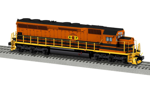 Lionel 6-85030 O Buffalo & Pittsburgh Legacy SD45 Diesel Locomotive #453