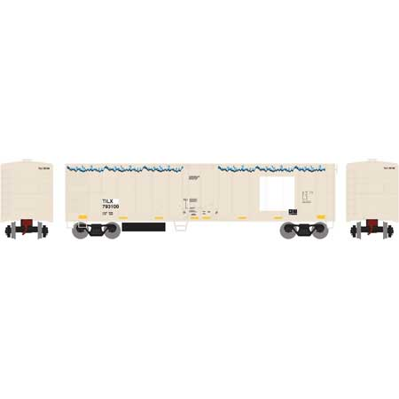 Roundhouse 72910 HO TILX 50' Smooth Side Mechanical Reefer #793100