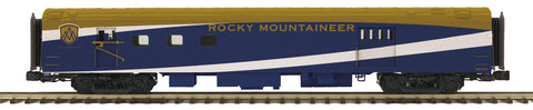 MTH 20-64084 O Rocky Mountain 70' Streamlined RPO SS Passenger Car #9274