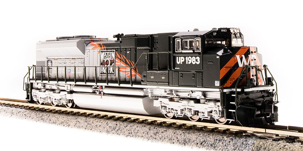 Broadway Limited 3469 N Union Pacific EMD SD70ACe Diesel Locomotive DCC #1983