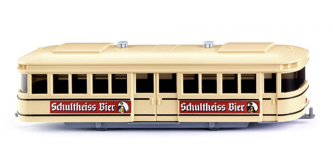 Wiking 074901 HO/1:87 Schultheiss Beer Tram Trailer