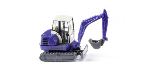 Wiking 094607 N/1:160 THW HR 18 Mini Excavator