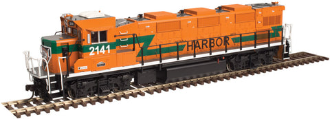 Atlas 10002691 HO Indiana Harbor Belt Plus NRE Genset II Diesel Loco #2143