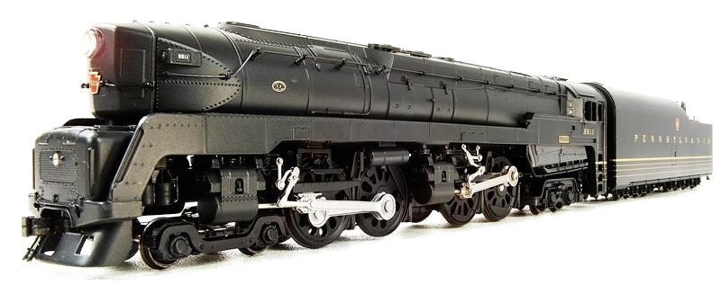 Broadway Limited 5845 HO Pennsylvania T1 4-4-4-4 Steam Locomotive #5505