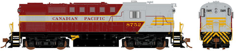 Rapido Trains 32029 HO Canadian Pacific MLW RS-18 Diesel Locomotive #8786
