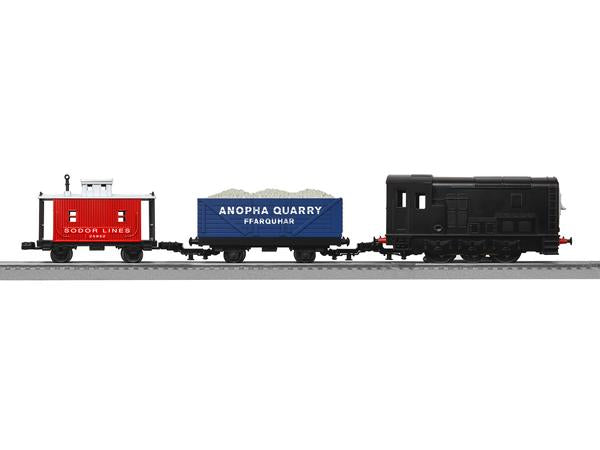 Lionel 1823030 O Thomas & Friends Diesel LionChief Set with Bluetooth