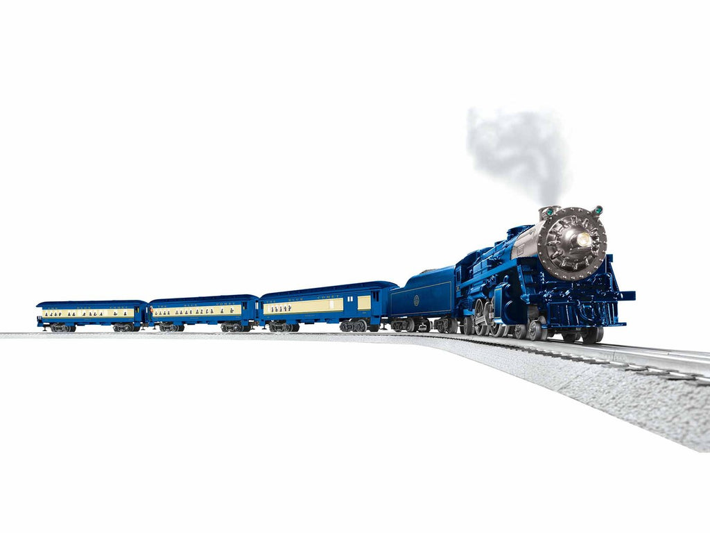 Lionel 1923070 O Blue Comet LionChief Set with Bluetooth