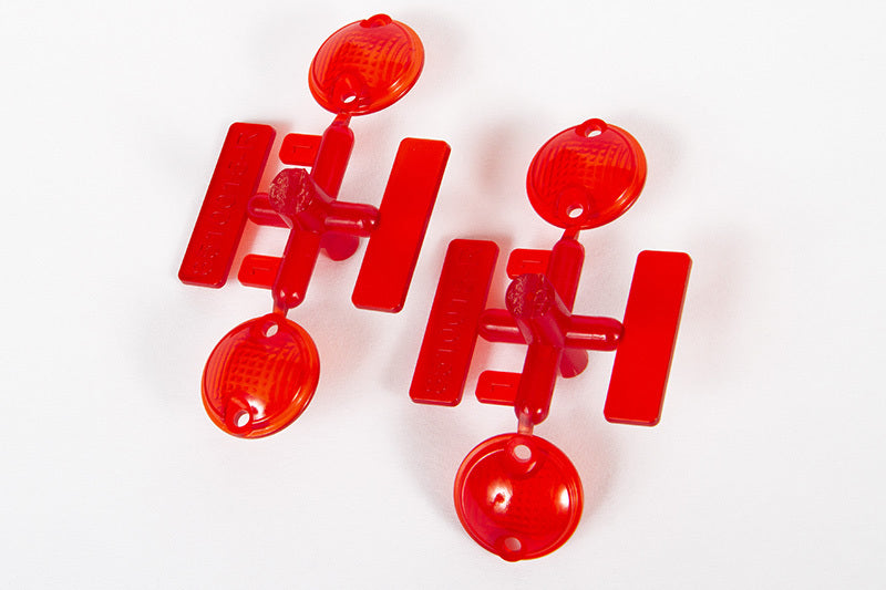 Axial 230013 UMG 6x6 Red Tail Light Lens