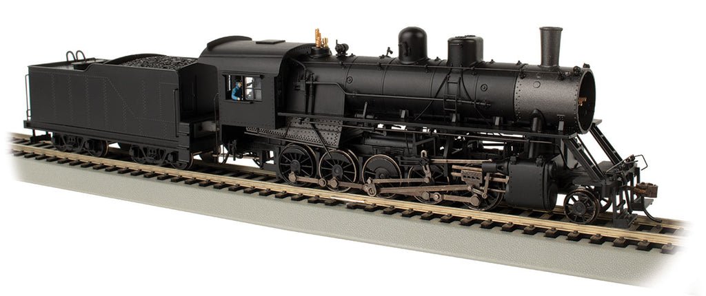 Bachmann 85405 HO Undecorated 2-10-0 Decapod Steam Locomotive DCC