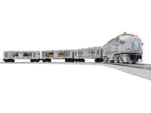 Lionel 2023130 Star Trek LionChief O Gauge Diesel Train Set with Bluetooth