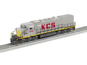 Lionel 6-84624 O Kansas City Southern Legacy SD40T-2 Diesel Locomotive #6102