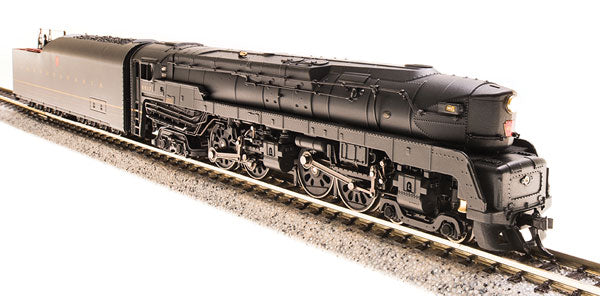 Broadway Limited 3672 N Pennsylvania T1 4-4-4-4 Steam Locomotive Sound/DCC #5530