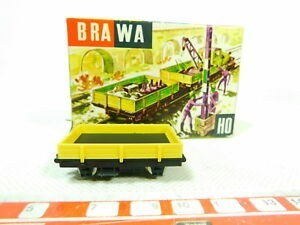 Brawa 458 HO Small Trailer for Transport  Building Kit