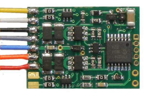 NCE 0171 N D13W Decoder Replace D13SR