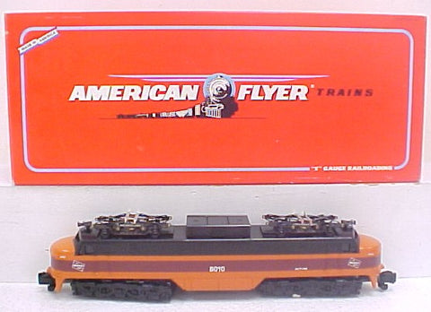 American Flyer 6-48010 S Scale Milwaukee Road Electric Locomotive