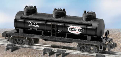 AF 6-48425 S Scale New York Central Three-Dome Tank Car