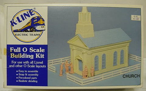 K-Line K4110 Church Kit