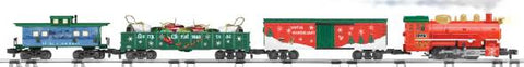 American Flyer 6-49621 S Scale Christmas Train Set