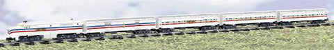 American Flyer 6-49622 S Scale Freedom Train Passenger Set