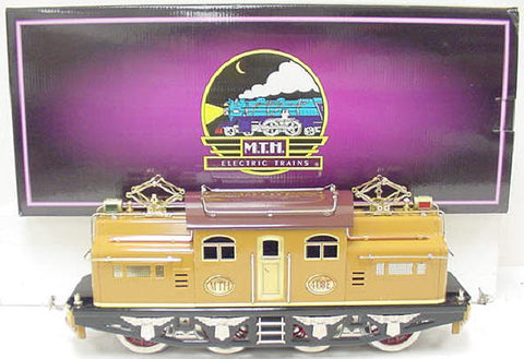 MTH 10-1132-0 Standard Gauge 408E Standard Gauge Electric Locomotive
