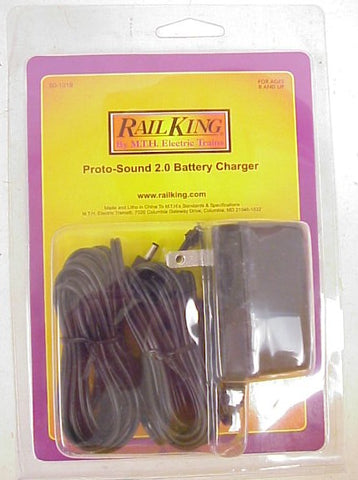 MTH 50-1019 Proto-Sound 2.0 Battery Charger MT/Box