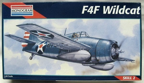Monogram 5220 F4F Wildcat Building Kit
