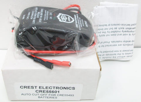 Crest 55601 Aristo-Craft 601 Auto Cutoff For Gell Cell Batteries
