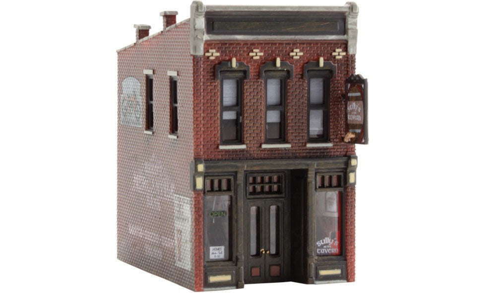 Woodland Scenics BR4940 N Built-&-Ready Sully's Tavern Building