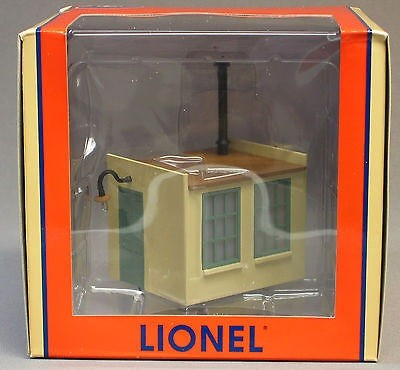 Lionel 6-37914 O Work House Building LN/Box