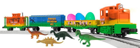 Lionel 6-81031 Dinosaur Diesel LionChief Train Set