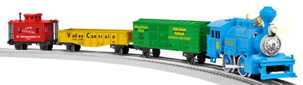 Lionel 6-81286 Junction Little Steam LionChief O Gauge Steam Freight Train Set