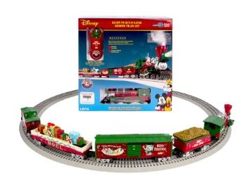 Lionel 6-82716 O Mickey's Holiday to Remember Christmas Set