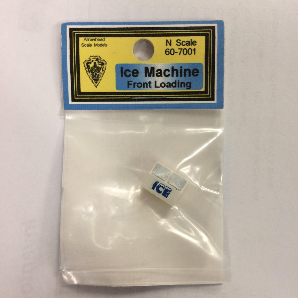 Arrowhead Scale Models 60-7001 N Front Loading Ice Machine