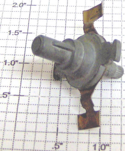 Lionel 1033-42 Switch Shaft Assembly