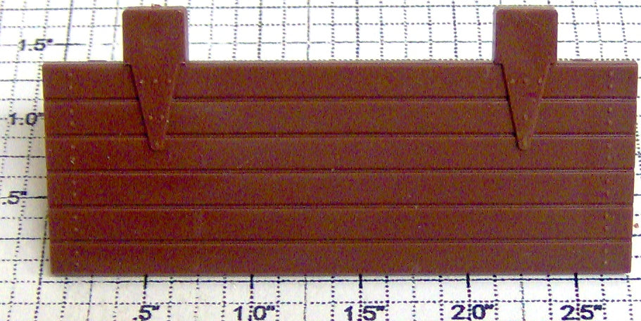 Lionel 145-23Br Brown Tool Box Cover