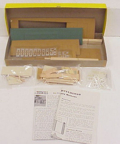 California Models 574 3 Old Town Homes Kit