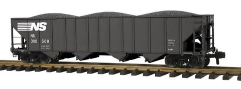 70-75038 Railking NS 4 Bay Hopper 300568 Metal Wheels