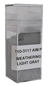 AIM 3117 HO Light Gray Weathering Powder