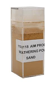 AIM 3118 HO Sand Weathering Powder