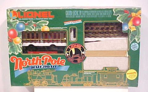 Lionel 8-81004 North Pole Railroad Set