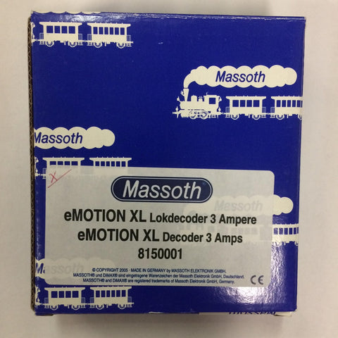 Massoth 8150001 	Massoth eMOTION XL Locomotive Decoder