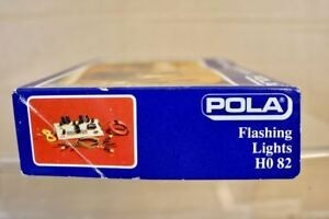 Pola 82 HO Flashing Lights Small Kit