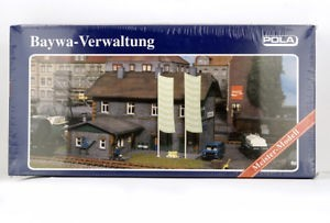 Pola 849 HO Baywa Administration Building Kit