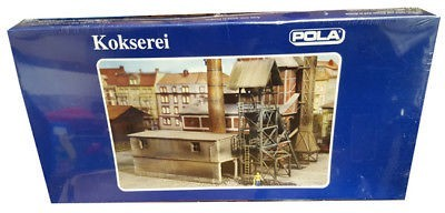 Pola 851 Gas Co. Coal Processor Building Kit
