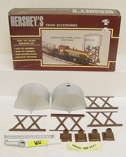 K-Line K41782 Hershey's Chocolate Town Water Tower Kit