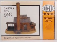 Con-Cor 9055 Cambria City Broiler House Kit