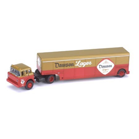 Athearn 91982 HO RTR Beverage Truck, Dawson Lager