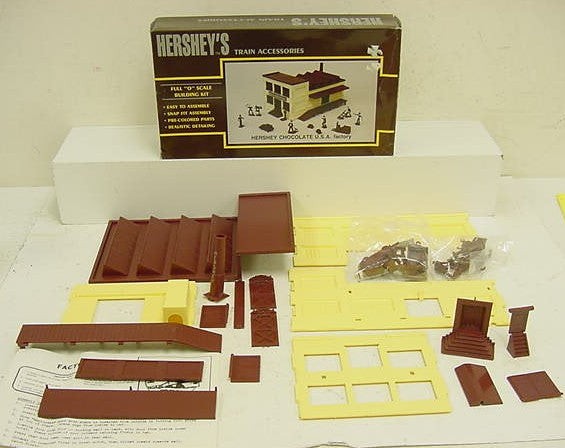 K-Line K40112 Hershey's World Factory Building Kit