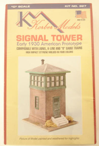 Korber 927 Early 30 American Signal Tower Kit